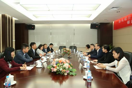 合肥徽商银行_南翔集团与徽商银行建立战略合作关系-中文-南翔集团